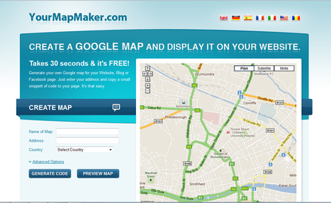 YourMapMaker : Insérez une carte GoogleMap en 30 secondes chrono! | SPIP - cms, javascripts et copyleft | Scoop.it