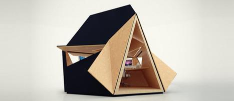 { Bureaux } Un bureau modulable très pratique ! | DecoCrush blog déco, idées déco | décoration & déco | Scoop.it