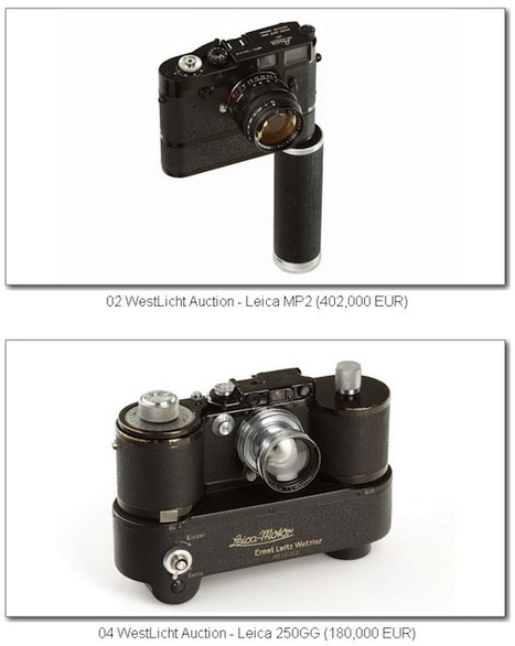 The most expensive Leica camera ever was sold during the last Westlicht auction   Chinese Rocket parts Collection.........FOR SALE   Scoop.it