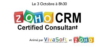 Découverte de Zoho CRM le Jeudi 3 octobre dès 8h30 à La Cantine Toulouse | La Cantine Toulouse | Scoop.it