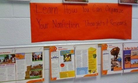 Nonfiction Reading Sources and Strategies | Scholastic.com | Non-Fiction Summaries | Scoop.it