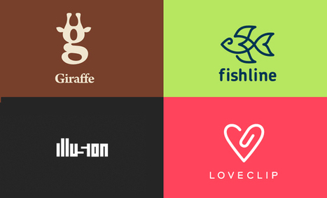 60 Brilliant logo design examples for your inspiration - Creative Showcase   web design - AD   Scoop.it
