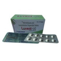 Anti Allergic Medicines | Montelukast & Levocetirizine Dispersible Tablet | Scoop.it