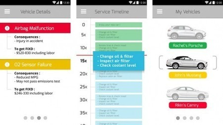 Fixd sends notifications to your phone about problems with your car | Anything Mobile | Scoop.it