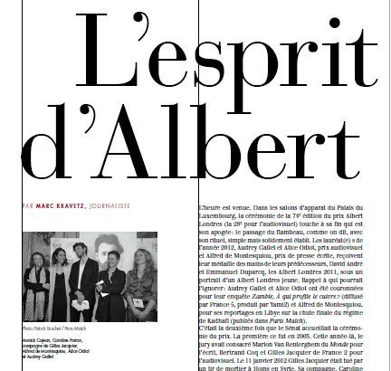 L'esprit d'Albert | DocPresseESJ | Scoop.it