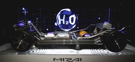 Après la voiture électrique demain, la voiture à hydrogène après-demain? | Rennes - transition énergétique | Scoop.it