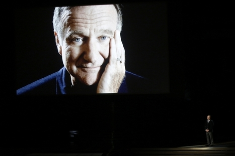Emmy Awards: l'hommage à Robin Williams | Carrefour | Scoop.it