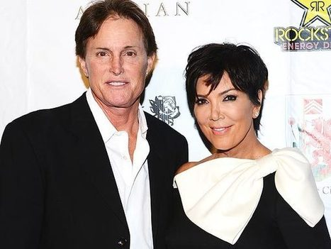 Bruce and Kris Jenner Divorce? Kim Kardashian Slams the Rumors | Celebrity | Scoop.it