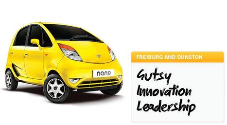 Gutsy Leadership Accelerates Innovation | The Jazz of Innovation | Scoop.it