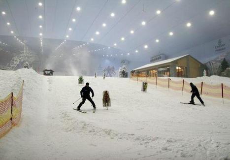 Bientôt une station de ski au coeur de Londres ? | faire du sport autrement | Scoop.it