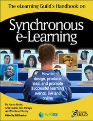 Synchronous e-Learning The eLearning Guild's Handbook [PDF] | Media Literacy | Scoop.it