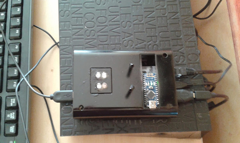 DIY Home Automation Box with Pcduino and Arduino | Arduino, Netduino, Rasperry Pi! | Scoop.it