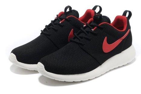 Roshe Runs Noir: Nike Roshe Run Pas Cher Soldes Pour De Vrai | roshe run pas cher | Scoop.it