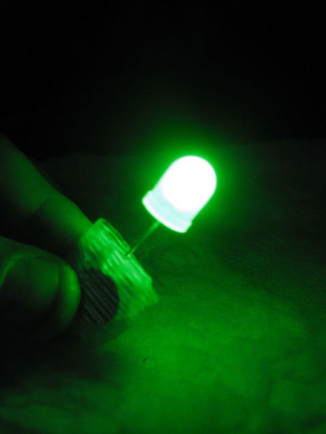 LED Throwies | Dyi | Scoop.it