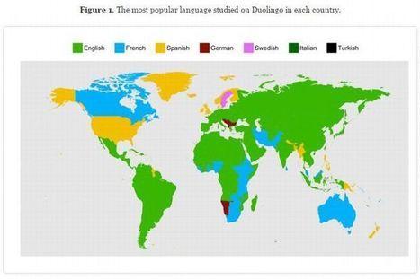 Sur internet, l'apprentissage du français a la cote | la nouvelle technologie et le FLE | Scoop.it