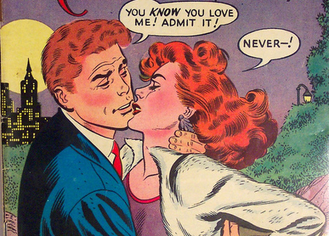 6 razones por las que la novela romántica tiene tan mala fama - Librópatas | LITERATURA | Scoop.it