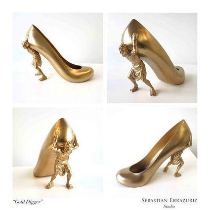 Portrait of an Ex Lover – The Shoe Edition – My Shoe Confession | myshoeconfession | Scoop.it