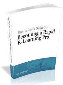 Free Ebook: The Insider's Guide to Becoming a Rapid E-Learning Pro | E-learning didactische keuzes | Scoop.it