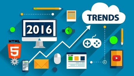eLearning Trends for 2016 – Players in the Realm | APRENDIZAJE | Scoop.it