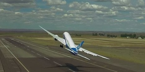 The Boeing 787-9 Can Do Tricks Normally Reserved For A Fighter Jet (Video) | Leadership and Management | Scoop.it