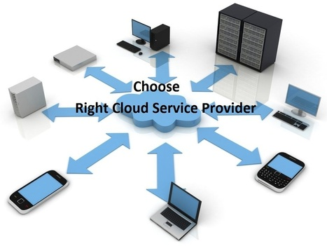 Are you dealing with the right cloud service provider? | Corelynx | Corelynx software articles | Scoop.it