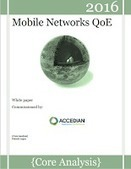 {Core Analysis}: Mobile QoE White Paper | Mobile Video, OTT and payTV | Scoop.it