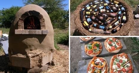 Geniálny tip do záhrady: Pec na pizzu či chlieb za menej ako 20 Eur! | Domácnosť a bývanie | Scoop.it