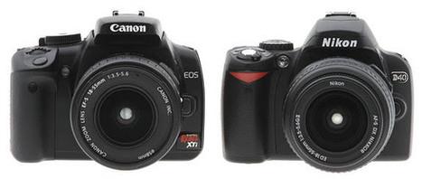 Nikon D40 Camera - Full Review | Nikon d40 | Scoop.it