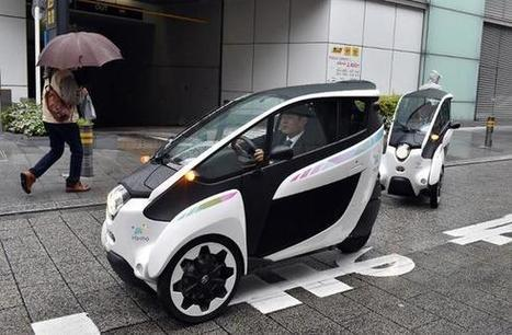 Transports:Toyota veut réconcilier voiture et transports en commun | great buzzness | Scoop.it