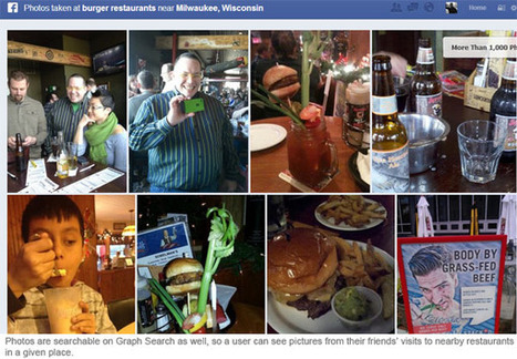 How Facebook's Graph Search could affect restaurants | Restaurant Social Media Marketing Insights | Scoop.it