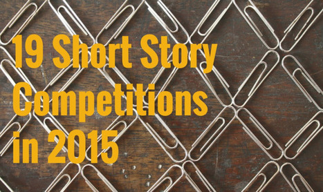 19 Short Story Competitions in 2015 - Aerogramme Writers' Studio | A Writer's Notebook | Scoop.it