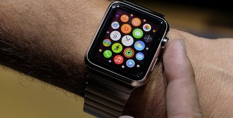 The Apple Watch - Enterprise Transformation and the Security Factor - rAVe [Publications] | BYOD | Scoop.it