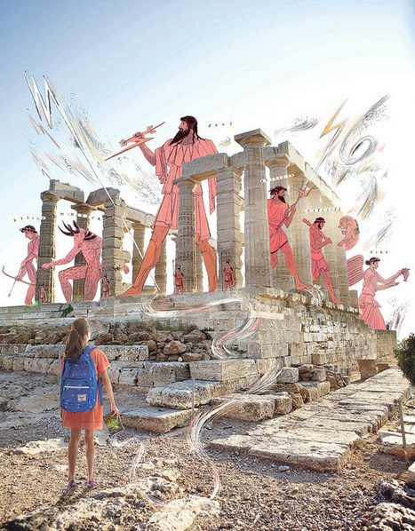 It's a dream trip to Greece for fans of the Percy Jackson books | Mundo Clásico | Scoop.it