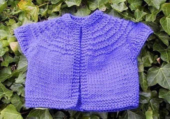 Suzies Stuff: BABY VEST GARTER RIDGES | Knitting for everyday comfort and delight | Scoop.it