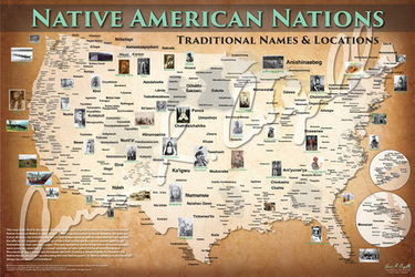 Reclaiming our names: The Tribal Nations Maps project | HOMEHISTORY | Scoop.it