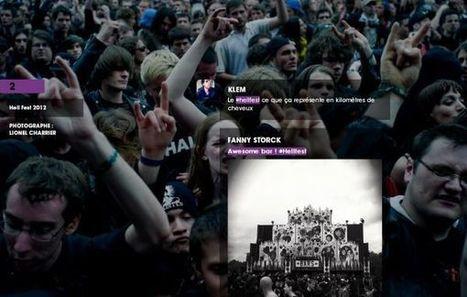 France Culture au Hellfest | Radioscope | Scoop.it