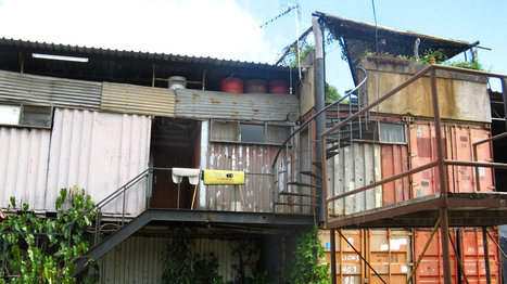 The Pros and Cons of Cargo Container Architecture | Permaculture, renewables, and sustainability | Scoop.it