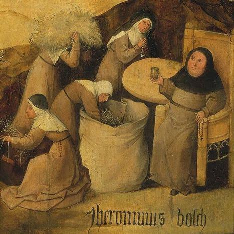 Jheronimus Bosch en de drankzucht van de kanunniken van Sint Jan | Kathedralenbouwers | Scoop.it