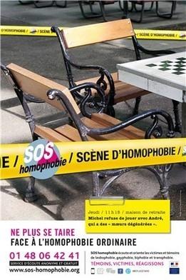Lutte contre l'homophobie : sortir les seniors du silence - tsa-quotidien.fr | Actualités générales et du secteur | Scoop.it