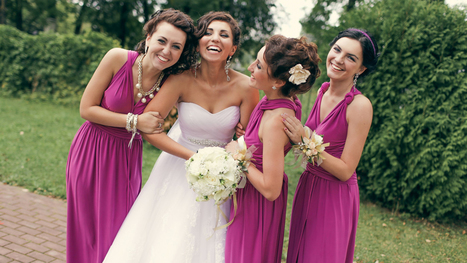 The surprising origin of 'always a bridesmaid, never a bride' | Kickin' Kickers | Scoop.it