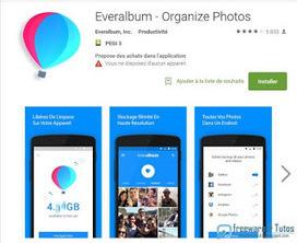Everalbum : une application pour sauvegarder automatiquement vos photos ~ Freewares & Tutos | TIC et TICE mais... en français | Scoop.it