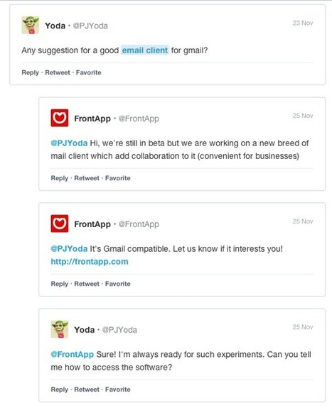 Leveraging Twitter To Find Beta Testers: a Real Use Case With mention | SocialMedia_me | Scoop.it