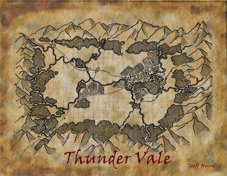 A la découverte du Val du Tonnerre | Jeux de Rôle | Scoop.it