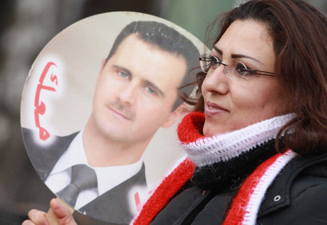 Assad: If West Strikes Syria, 'Chaos And Extremism Will Spread' - CBS Local   HSC World Order   Scoop.it