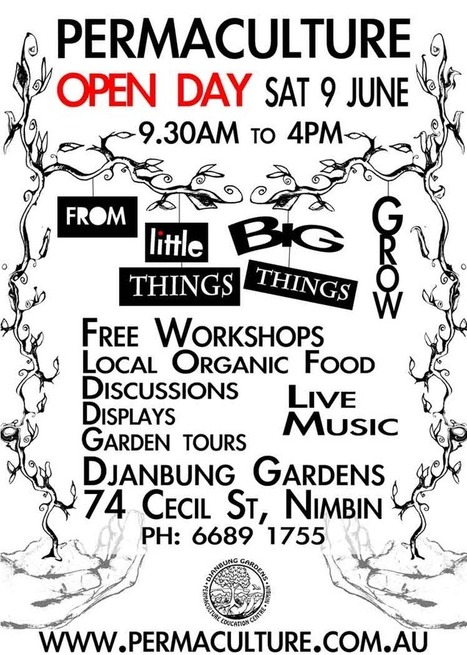 PERMACULTURE OPEN DAY  - Permaculture College Australia | Permaculture News | Scoop.it