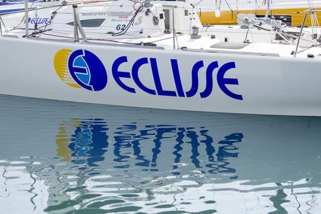 La Solitaire Bompard - Le Figaro: Eclisse France embarque avec Martin Le Pape sur Bellocq Paysages | COM4 | Scoop.it