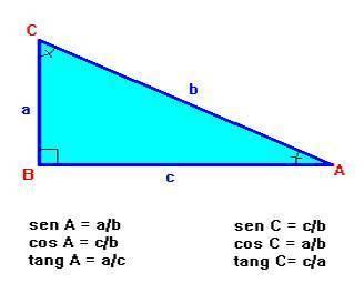 Triángulo rectángulo   Triángulos en matemática   Scoop.it