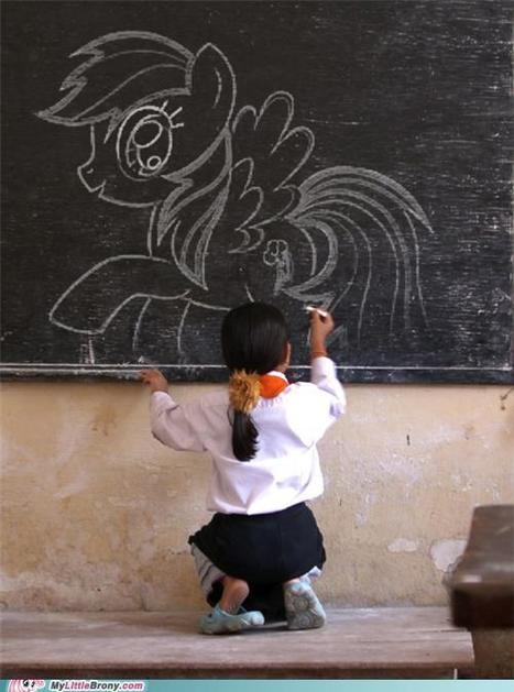 What They Should Be Teaching in Schools - My Little Brony | My little pony | Scoop.it