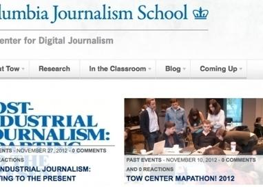«Un changement de journalisme est inévitable» | Journalisme et presse | Le vin quotidien | Scoop.it