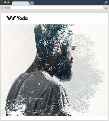 Yoda Creative Minimal Free HTML Portfolio Template | Designrazzi | Bazaar | Scoop.it
